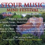 Stour Music mini-festival 2020: tickets, info and more